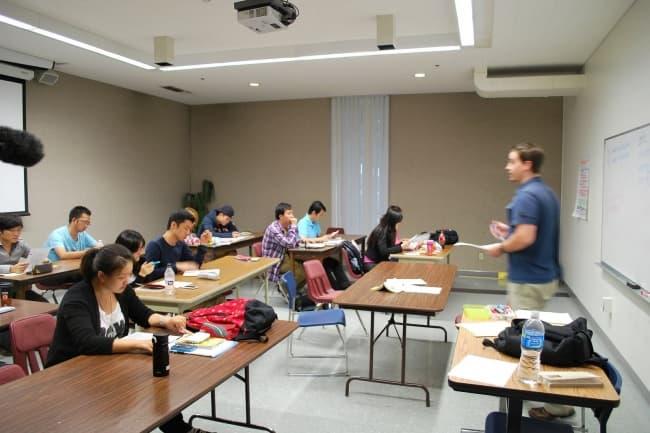 Обучение английскому в США ELS Language Centers