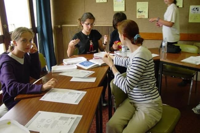 Курсы французского языка во Франции в школе Accord