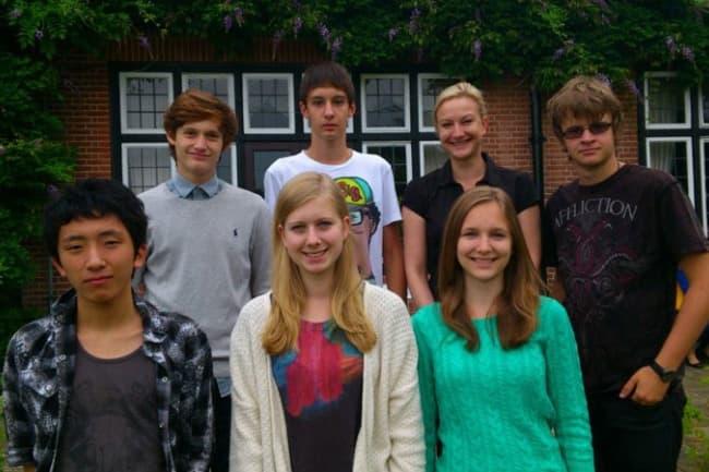 Downe House England студенты