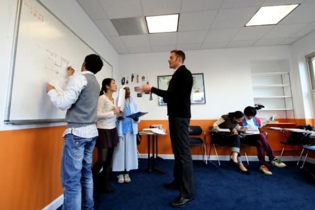 EC школа в Бостоне изучение английского