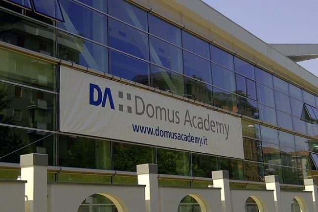 Domus Academy в Италии школа