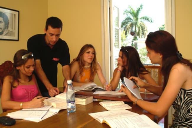 Sprachcaffe курсы испанского языка на Кубе
