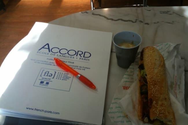Accord школа во Франции