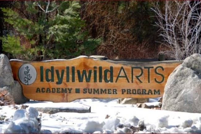 Idyllwild Arts Academy в США