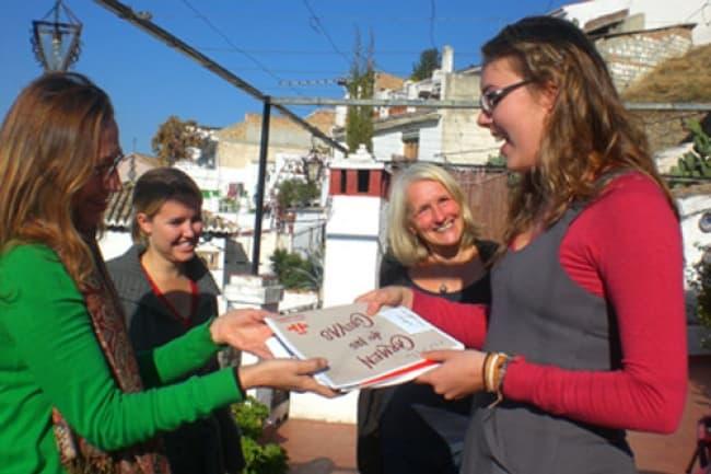 Испанский язык в Испании Carmen De Las Cuevas