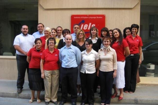 Курсы английского языка в школе IELS на Мальте