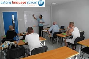 Английский и тайский языки в Таиланде
