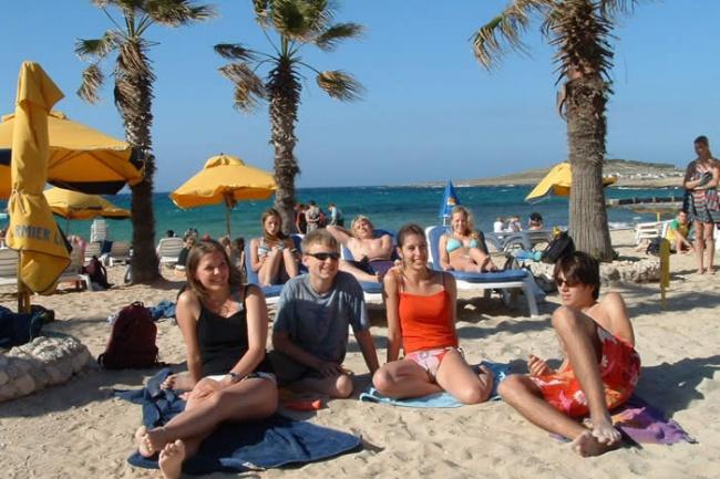Обучение английскому в школе IELS на Мальте