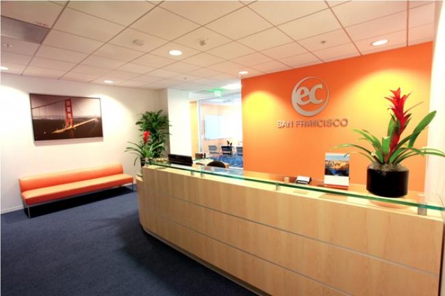 Английский язык в США EC San Francisco