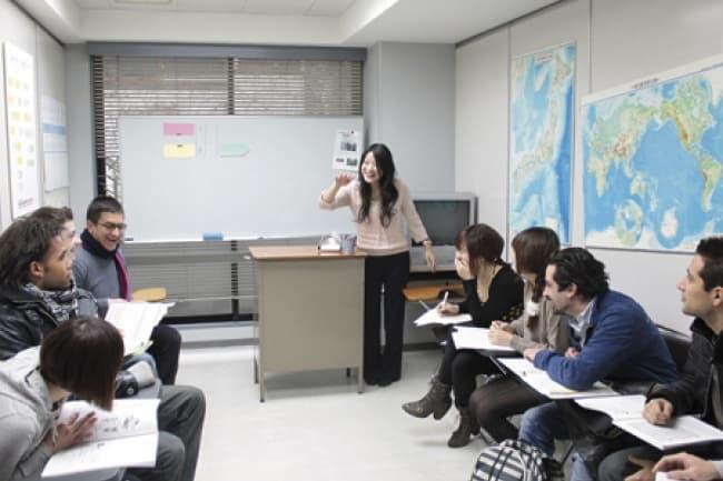 Курсы японского языка в Японии
