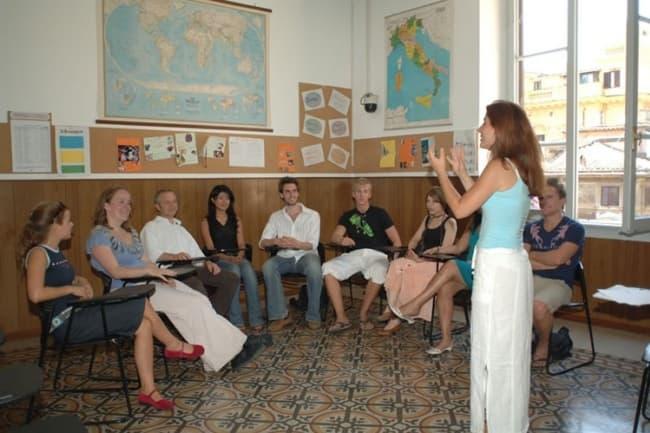 DILIT International House Рим итальянский язык для взрослых