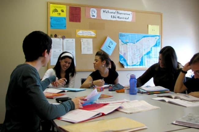 Французский язык в Канаде Montreal Language Studies