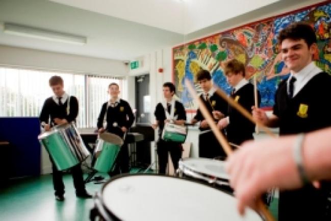 Образование среднее в Ирландии