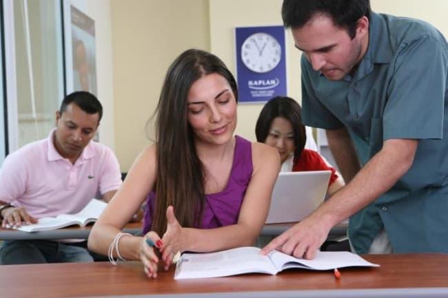 Изучение английского языка в Kaplan Aspect