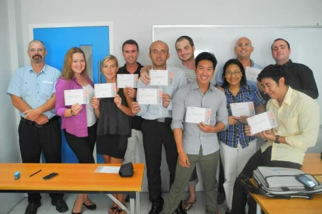 Изучение английского языка в Таиланде Patong Language School