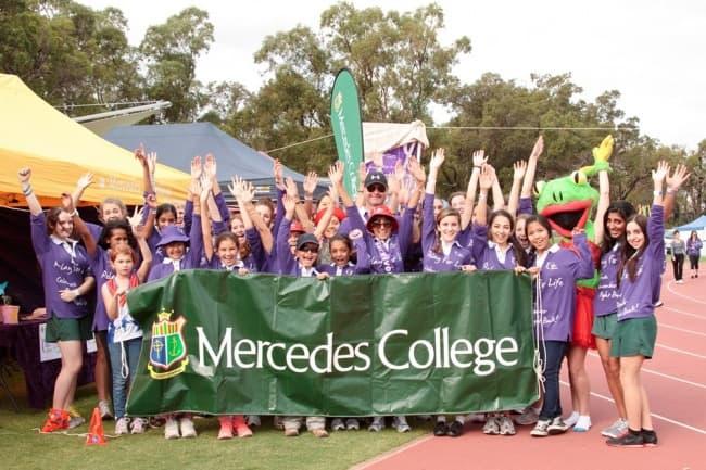 Mercedes College Австралия обучение