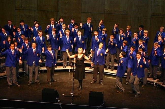 Концерты в Mount Roskill Grammar School