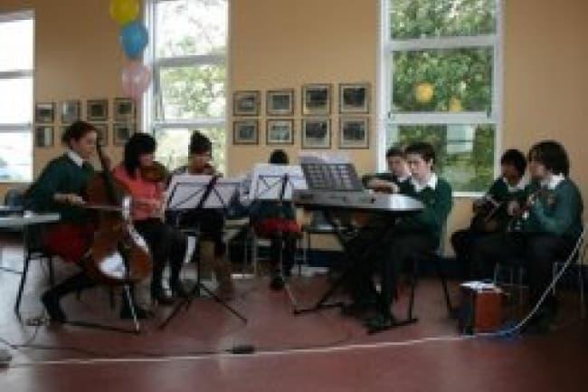 Ирландская средняя школа