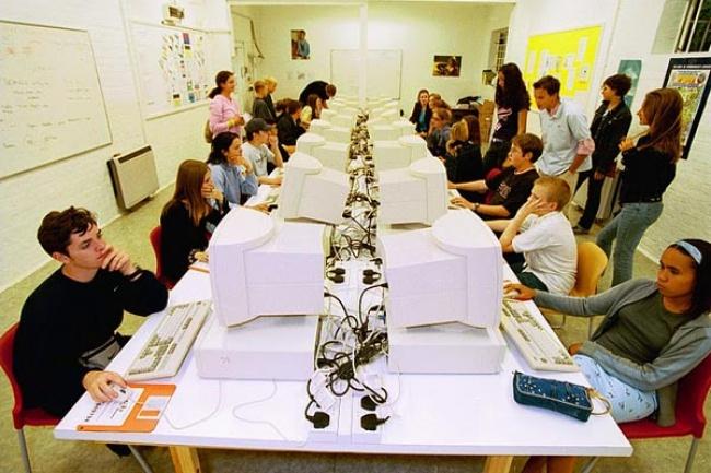 Компьютерный класс Alexander's International School