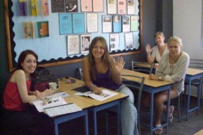 Изучение английского на Кипре в летнем лагере Malvern House