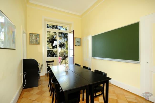 Немецкий язык в школе Institut Monte Rosa в Монтрё