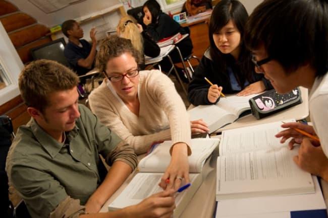 Образование в США Squaw Valley Academy