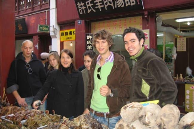Mandarin House изучение китайского языка в Пекине