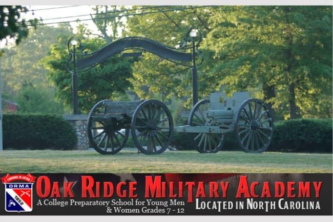 The Oak Ridge Military Academy Америка