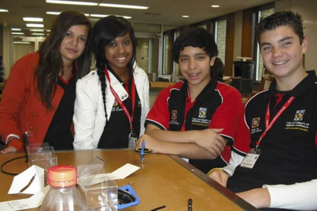 Среднее образование в Австралии Mercedes College