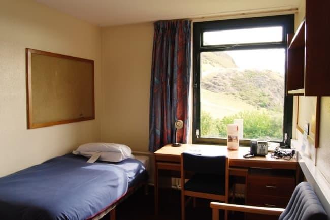 Edinburgh School of English общежитие комната