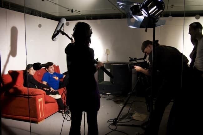 Met Film School киносъёмки в Англии