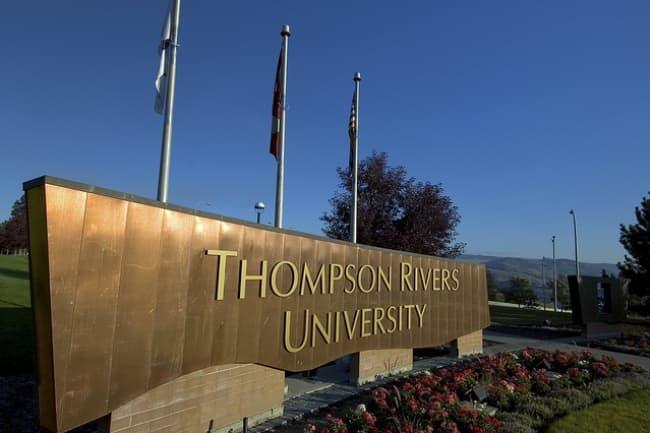 Образование в Канаде Thompson Rivers University