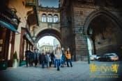 Английские зимние каникулы в Праге 10 дней для детей фото