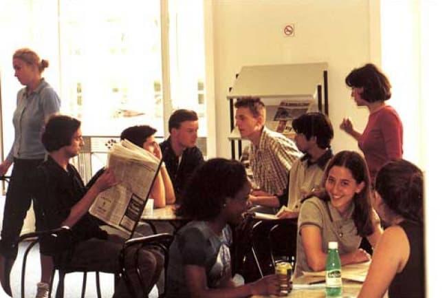 Школа Accord французский язык в Париже