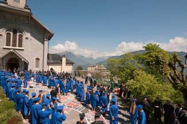 Швейцарская школа Leysin American School