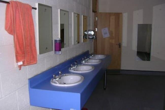 Limerick University уборная