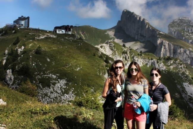 Leysin American School в Швейцарии изучение английского