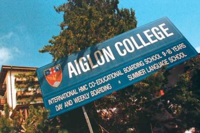 Aiglon College в Вилларе