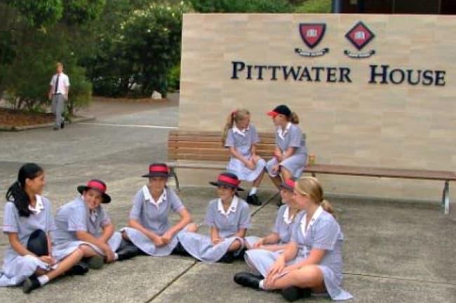 The Pittwater House Schools в Австралии обучение для детей
