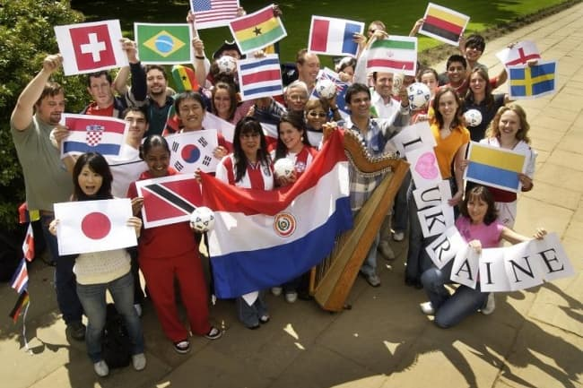 The Oxford English Centre групповые занятия английским языком