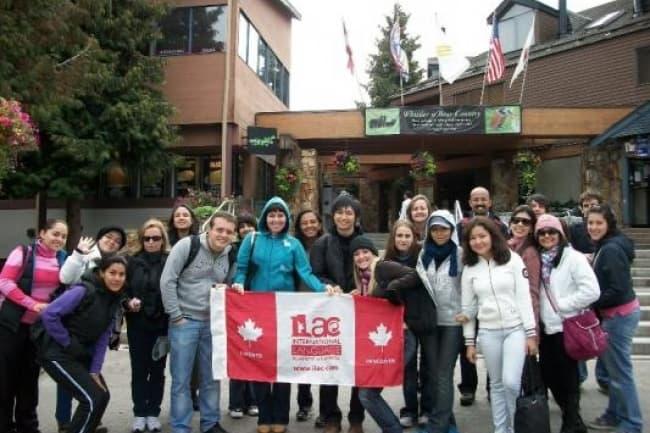 Обучение английскому языку в Канаде International Language Academy of Canada (ILAC)