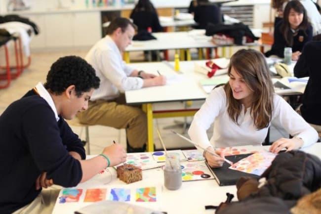 Aiglon College в Вилларе образование для школьников
