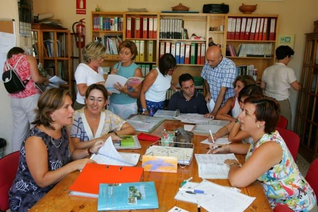 Malaca Instituto школа в Испании