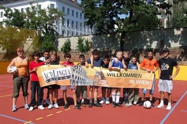 ActiLingua Academy в Австрии школа немецкого языка