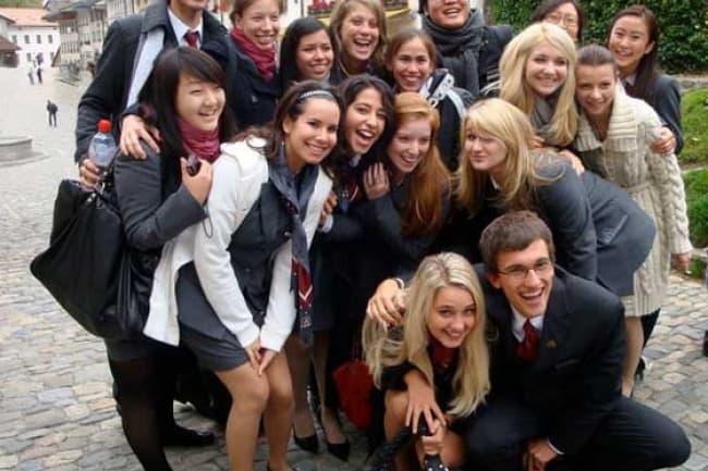 The Swiss Hotel Management School - SHMS образование в Швейцарии