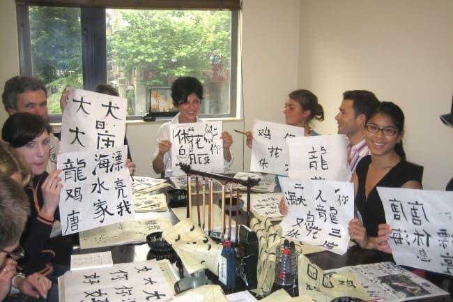 Школа китайского языка Mandarin House