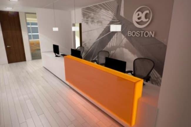 EC школа в Бостоне в США