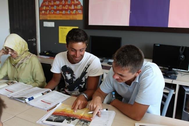 Malvern House Cyprus обучение английскому языку на Кипре