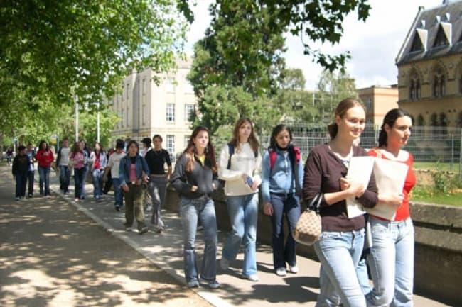 Курсы английского языка в Оксфорде