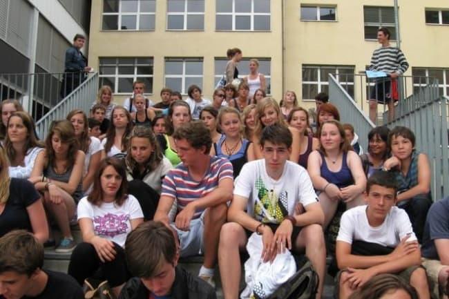 Изучение иностранных языков в Швейцарии для детей